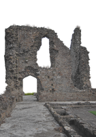 Old Priory Ruins 01 PNG.. by WelshDragonStockNArt