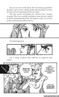 Legend of Zelda: The Edge and The Light - Chap1pg9 by QueenieChan