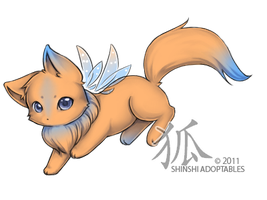 chibiwolf1005: Altan by ShinshiAdoptables