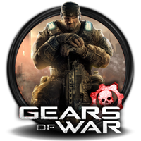 Gears of War Icon v1 by Kamizanon