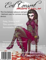 Evil Consort Monthly by merrypaws