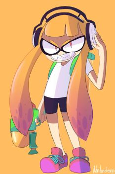 Inkling by Nintenderp23