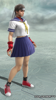 SOULCALIBUR V sakura 2 street fighter 4 by ASA-MOON