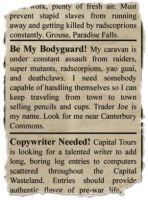 scrap from newspaper 1 by gapystock