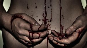 Blood on my Hands by my-blue-heaven