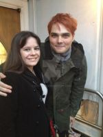 Meeting Gerard 3rd November 2014 by Raven052