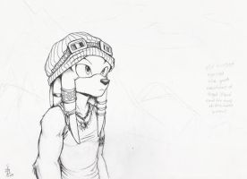 anthro_knux by nocturnalMoTH