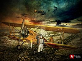 The Pilot by teMan