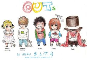 OUT BONUS - 5 years old by rainbowhamsters
