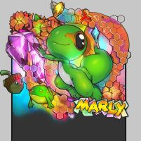 Marly ll by Squamate