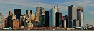 New York - Manhattan by vizionsphotography