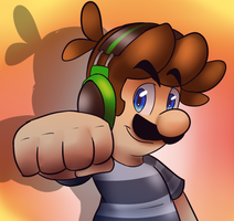 Bro Fist! by raygirl12
