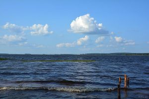 The Vyshnevolotsky reservoir is very picturesque by focus1980