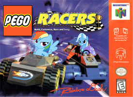 Pego Racers by nickyv917