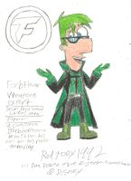 Ferb Fletcher of the Family by RedJoey1992
