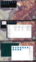 Architecture Archlinux KDE 4.10 by printesoi
