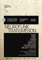 Neurofunk Transmission by pixel-junglist