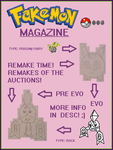 Fakemon Magazine #005 by DarmanInigo