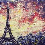 Eiffel Tower by cloe-patra