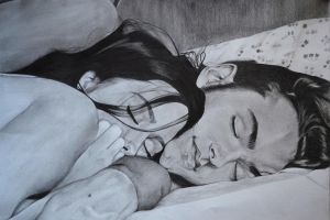 I dream of you all the time by naiyaparkash