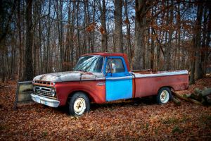 '66 Ford F-100 by va-guy