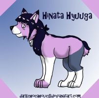 NCTS - Hinata by DarkChocaholic
