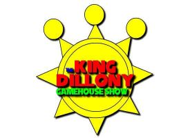 The King Dillony Gamehouse Show logo [New Series] by The-Shadow-Painter