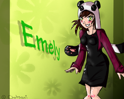 AT -Emely- by dotishh