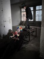 Kill the Clown by HandsworthPhotograph