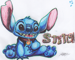 Stich by PaoloNormalState