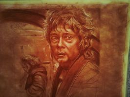 Bilbo Baggins- The Hobbit by Namuzza94