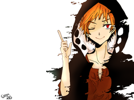 Kagerou Project : Shuuya Kano by Crystallstar26