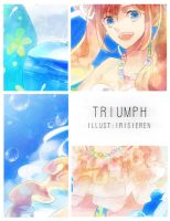 Triumph Artbook: Summer by irisieren