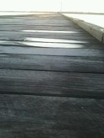 October Jetty by HCeee