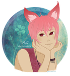 Dreamy Kitsune ~Request by Aeli-na
