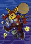 Ratchet And Clank by itsmimi111