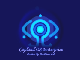 CoplandOS Enterprise Wallpaper by PsyBear