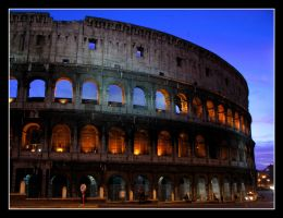 Colosseum by SurfGuy3
