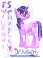 Twilight watercolour by GfdsyJuky