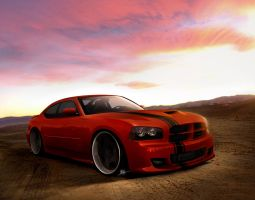 Dodge Charger SRT by SaMuVT