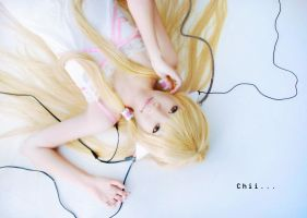 Chobits - First moment by nyaomeimei