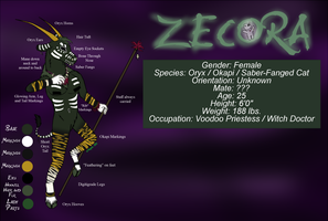 Zecora-Censor by Aeyote