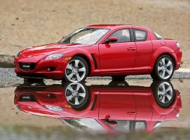 Mazda RX-8 Reflection by FordGT