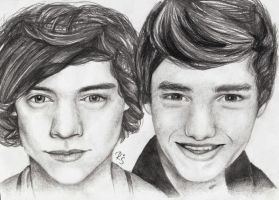Harry and Liam :) by RomcaS