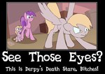 What NEVER To Do When Derpy Is Around! by Author-Bat-Pegasus