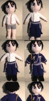 Roy Mustang outfit assembly by Phylpo