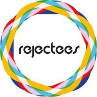 rejectees Logo by cstm