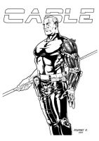 Cable by Guy-Bigbelly