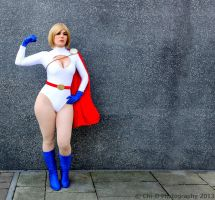 Power Girl 3 by GraceyDarling