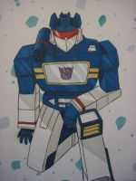 G1 Soundwave by TikeChan